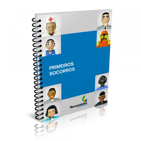 LIVRO PRIMEIROS SOCORROS